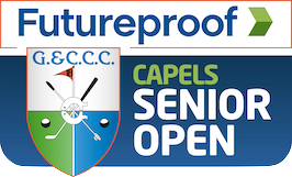 Logo Futureproof Capels Senior Open